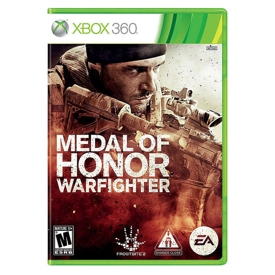 Xbox 360 Medal of Honor Warfighter Limited Edition