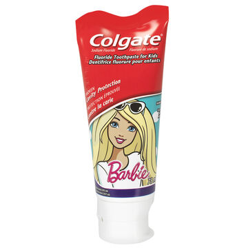 Colgate SpongeBob SquarePants Anticavity Fluoride Toothpaste - 75ml