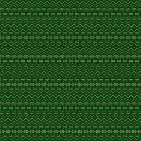 Hallmark Dot Stars Gift Wrap Roll - Elegant Golds - 0499XWR1861
