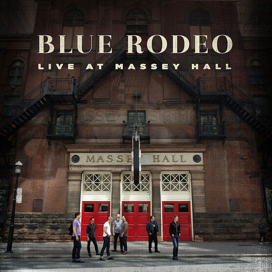 Blue Rodeo - Live at Massey Hall - CD