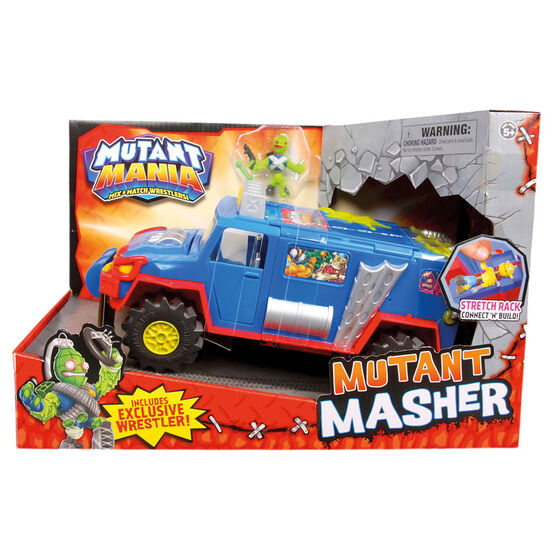 Mutant Mania Mix and Match Wrestlers - Mutant Masher