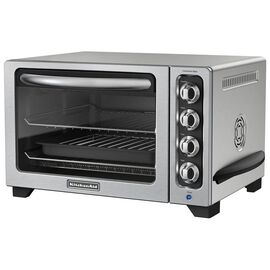 KitchenAid 6 slice Convection Countertop Oven - Silver - KCO223CU