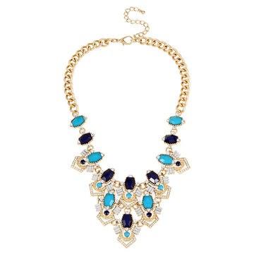 Haskell Statement Necklace - Multi
