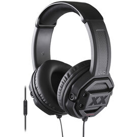 JVC XX Over Ear Headphones - Black - HAMR60X