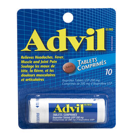 Advil Ibuprofen Tablets - 10's