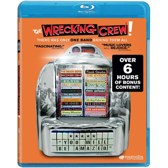 The Wrecking Crew - Blu-ray