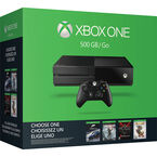 Xbox One 500GB Name Your Game Bundle