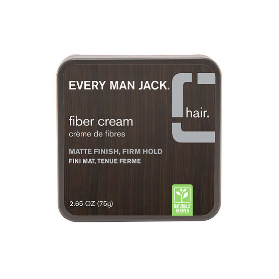Every Man Jack Fiber Cream - Firm Hold - 75g