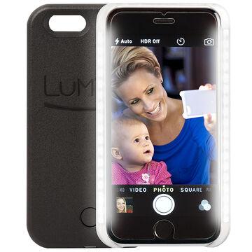 LuMee Illuminating Case for iPhone 6 Plus - Black - LMIP6SPLUSB
