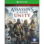 Xbox One Assasins Creed Unity: Limited Edition