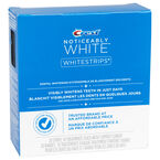 Crest Noticeably  White Whitestrips - 10 treatments