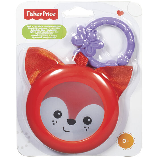 Fisher Price Fox Peek 'n Play Mirror