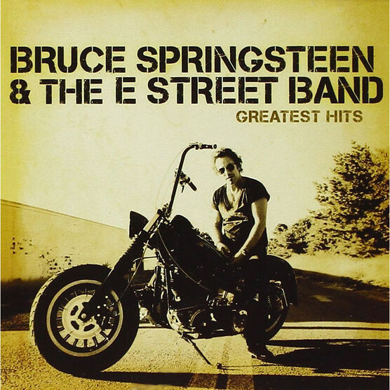 Bruce Springsteen and the E Street Band - Greatest Hits - CD