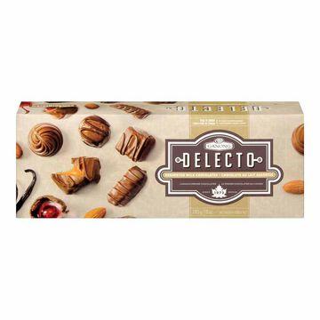 Ganong Delecto Milk Chocolates - 285g