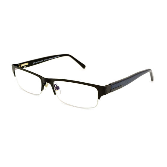 Foster Grant Jeremy Reading Glasses - Black - 2.00