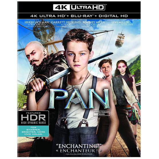 Pan - 4K UHD Blu-ray