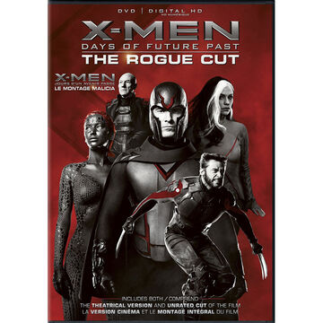 X-Men: Days of Future Past: The Rogue Cut - DVD