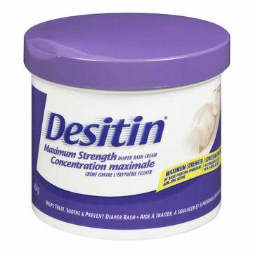 Desitin Maximum Strength Diaper Rash Cream - 454g