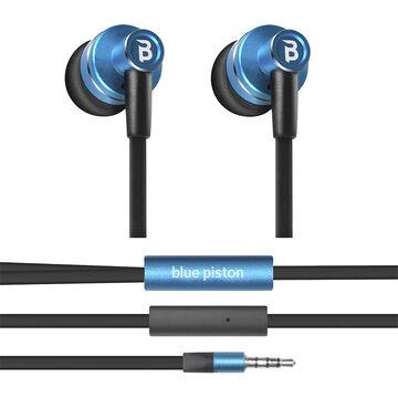 Logiix Blue Piston tuneFREQS - Turquoise - LGX10978