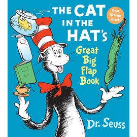 The Cat in the Hat's Great Big Flap Book by Dr. Seuss