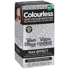 Colourless Hair Colour Remover - Max Effect