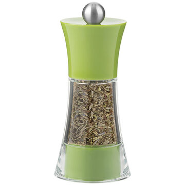 Trudeau Fiesta Herb Mill - Green