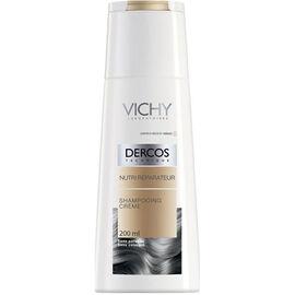 Vichy Dercos Nourishing and Reparative Cream Shampoo - 200ml