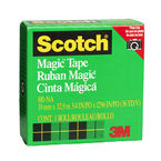 3M Scotch Magic Tape Boxed