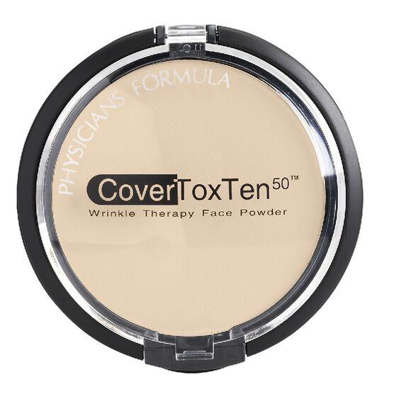 Physicians Formula CoverToxTen50 Wrinkle Formula Face Powder - Translucent Light