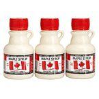 L.B. Maple Treat Maple Syrup - 3 x 100ml