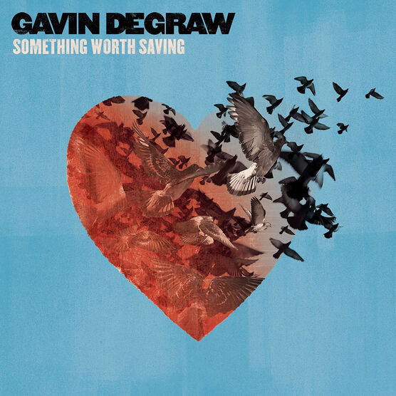 Gavin DeGraw - Something Worth Saving - CD