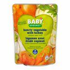Baby Gourmet Baby Food Step 2 - Hearty Veggie and Turkey Stew - 128ml