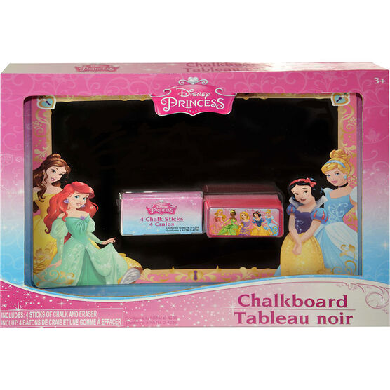Disney Princess Chalkboard Set