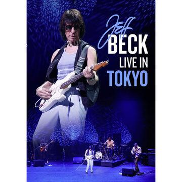 Jeff Beck: Live in Tokyo - DVD