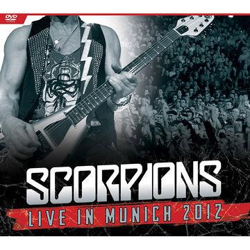 Scorpions: Live in Munich 2012 - DVD