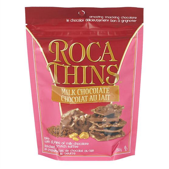 Brown & Haley Almond Roca Thins -Milk- 150g