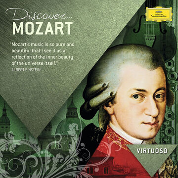 Various Artists - Virtuoso Series: Discover Mozart - CD