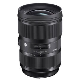 Sigma A 24-35mm F2 DG HSM Lens for Canon - A2435DGHC