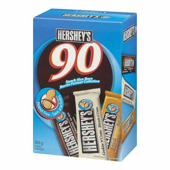 Hershey Chocolate - Peanut Free - 90's/900g