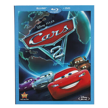 Cars 2 - Blu-ray + DVD
