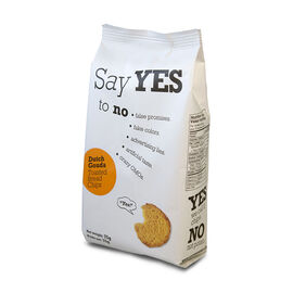 Say Yes Toasted Bread Chips - Dutch Gouda - 75g