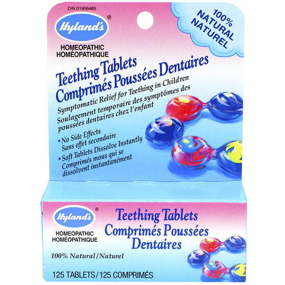 Hyland's Homeopathic Teething Tablets - 135's