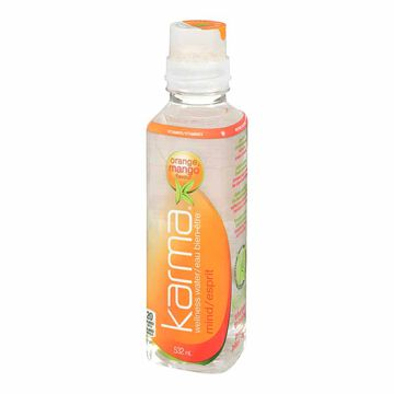 Karma Mind Wellness Water - Orange Mango - 532ml