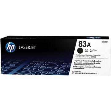HP 83A Toner Cartridge - Black - CF283A
