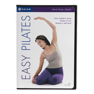 Gaiam: Easy Pilates - DVD