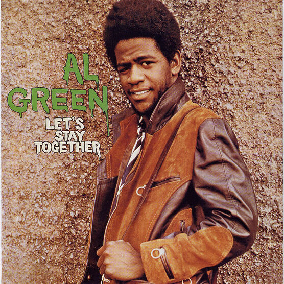 Al Green - Let's Stay Together - Vinyl