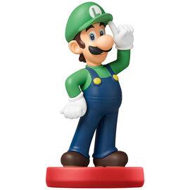 Nintendo Amiibo Luigi Classic