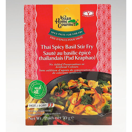Asian Home Gourmet - Thai Spicy Basil - 50g