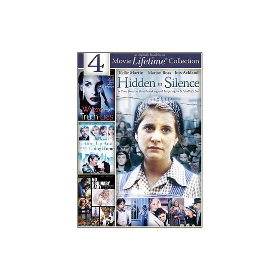 4-Movie Lifetime Collection - DVD