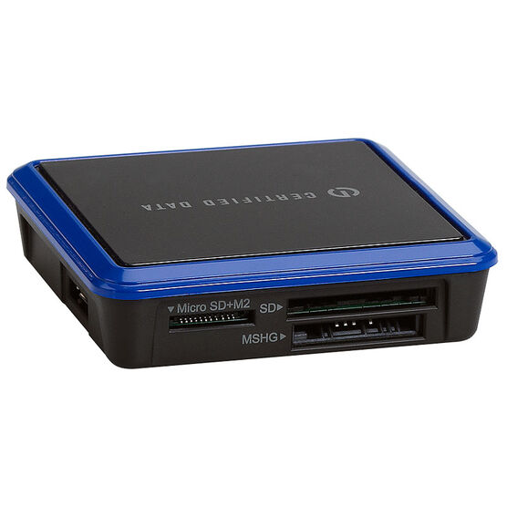 Certified Data USB 3.0 Card Reader - GUC-N03